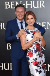 Roma Downey – 'Ben-Hur' Premiere at TCL Chinese Theatre IMAX in Hollywood 8/16/2016