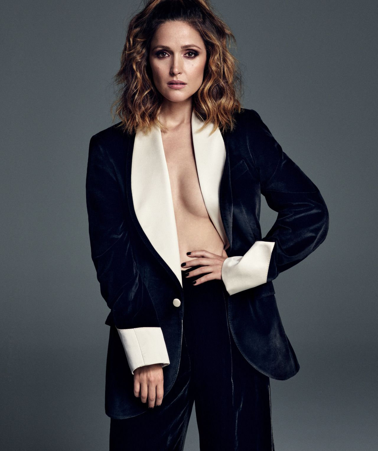 Rose Byrne Harper S Bazaar Magazine Spain August 2016 Photos