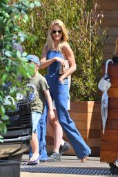 Rosie Huntington-Whiteley at Soho House In Malibu 08/07/2016