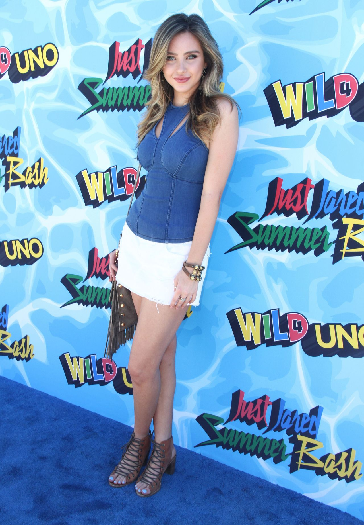 Ryan Newman - Just Jared Summer Bash 2016 in Los Angeles