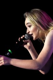 Sabrina Carpenter Performing atMusikfest in Bethlehem, PA, August 2016