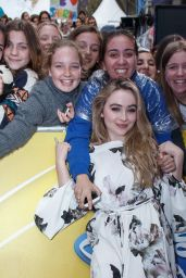 Sabrina Carpenter Performs At Disney Channel's FanFest in Sydney 8/6/2016