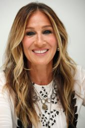 Sarah Jessica Parker at a Press Conference in Beverly Hills 7/31/2016