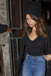 Selena Gomez - Leaving a Chinese Restaurant in Sydney 8/8/2016