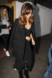 Selena Gomez Leaving a Party in Sydney, Australia 8/8/2016