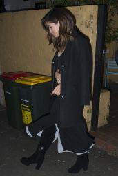 Selena Gomez Leaving a Party in Sydney, Australia 8/8/2016
