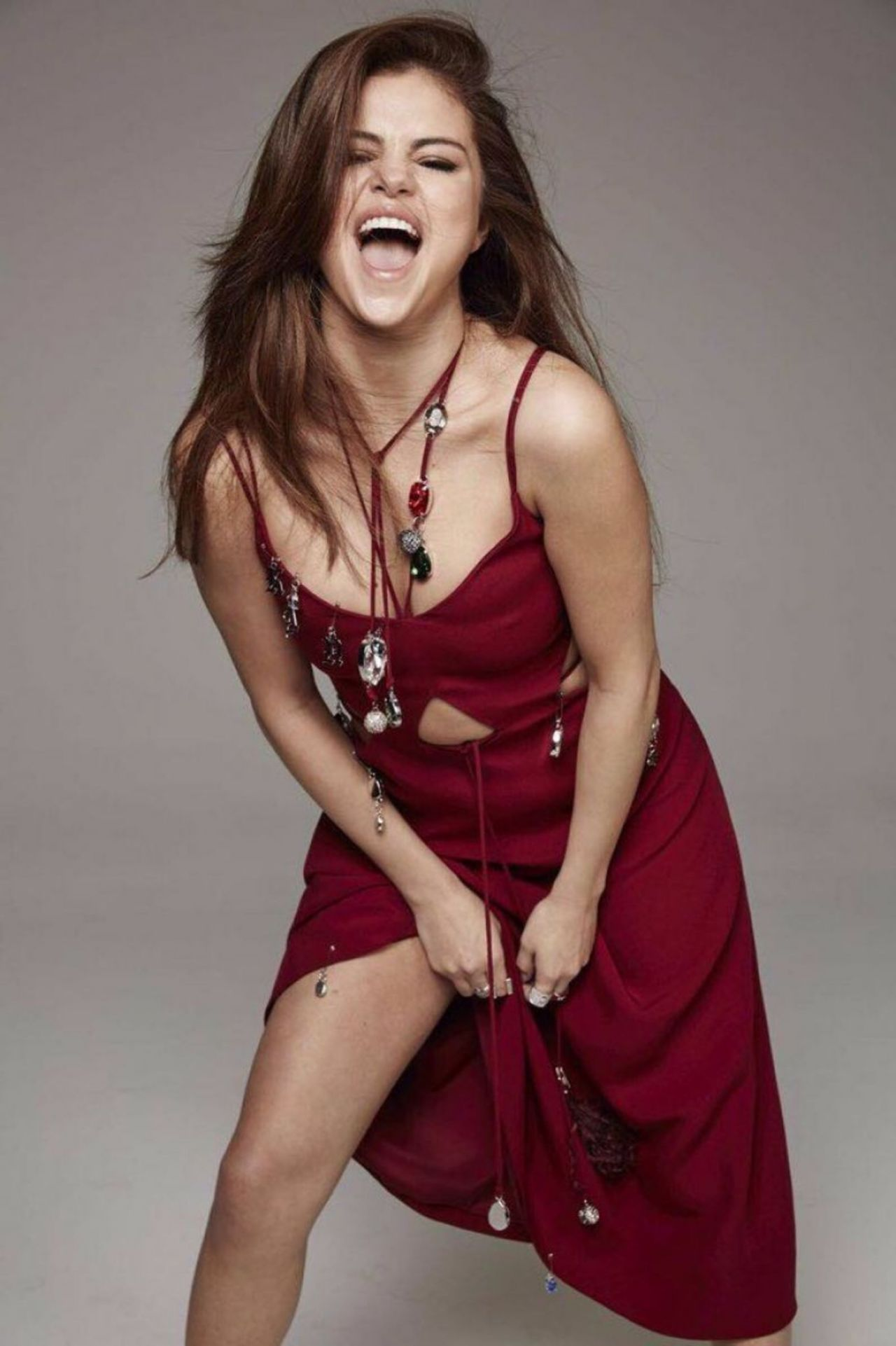 Selena Gomez - Photoshoot For Marie Claire 2016-6670