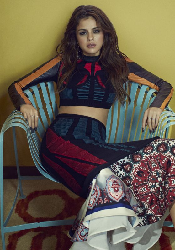 Selena Gomez - Vogue Magazine Australia September 2016