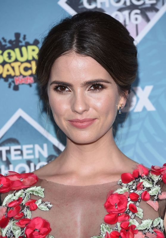 Shelley Hennig – Teen Choice Awards 2016 in Inglewood, CA