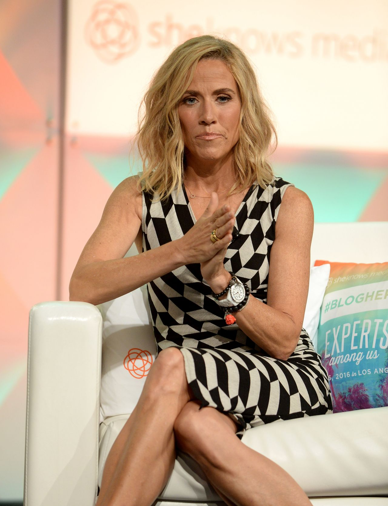 Sheryl Crow – #BlogHer16 Experts Among Us Conference at L ...