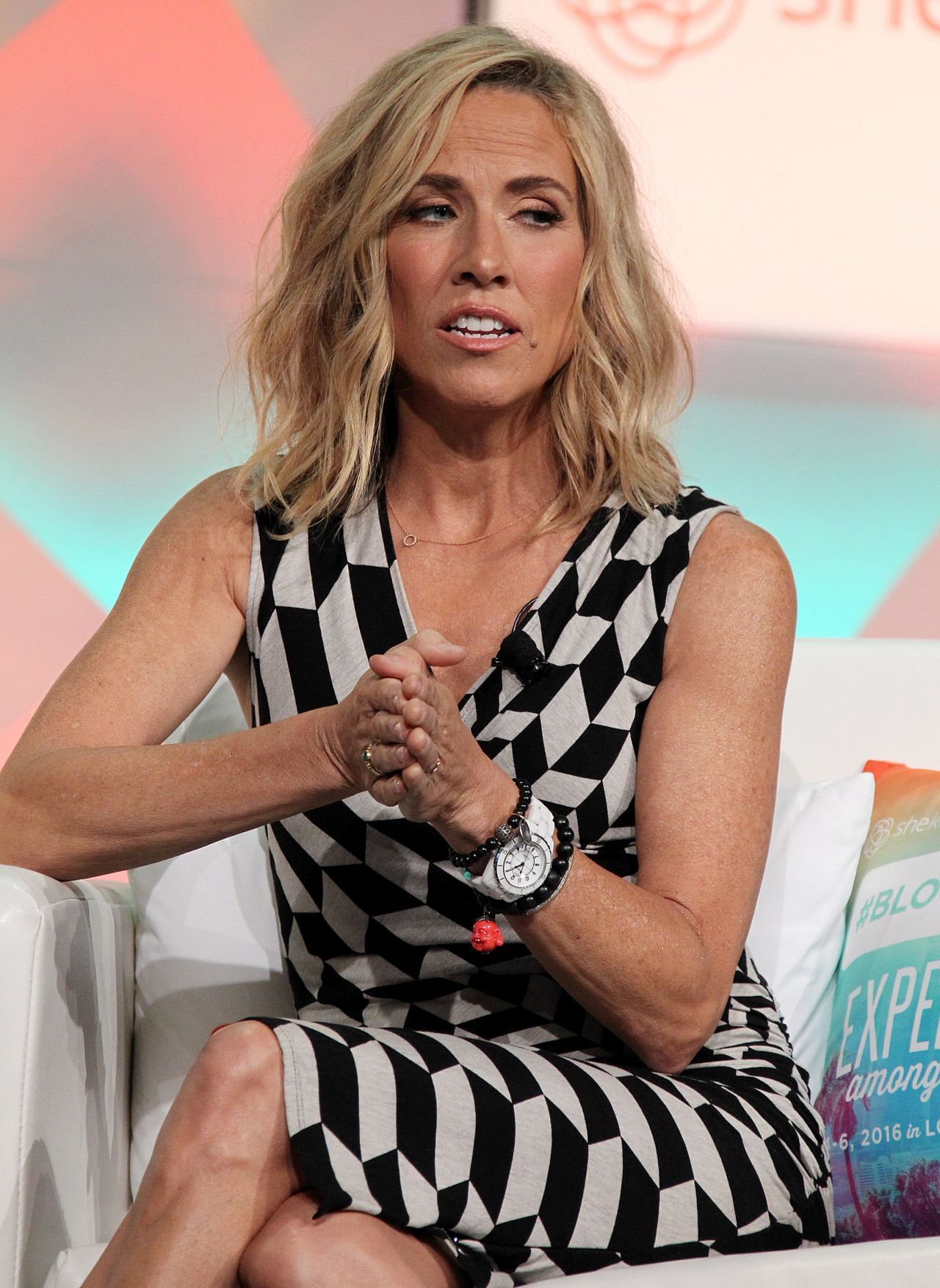 Sheryl Crow Blogher16 Experts Among Us Conference At L