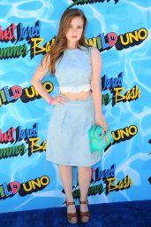 Sierra McCormick – Just Jared Summer Bash in Los Angeles 8/13/2016