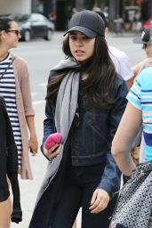 Sofia Carson - Out in Vancouver 8/22/2016