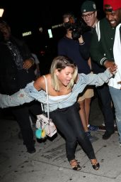 Sofia Richie at The Nice Guy in West Hollywood 8/24/2016