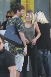 Sofia Richie - Leaving Barney