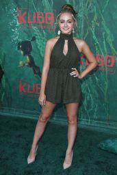 Sophie Reynolds – 'Kubo And The Two Strings' Premiere in Universal City 8/14/2016