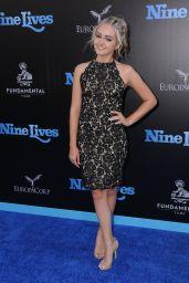 Sophie Reynolds – 'Nine Lives' Premiere in Hollywood 8/1/2016