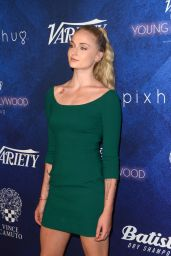 Sophie Turner – Variety's 'Power of Young Hollywood' Event in LA 8/16/2016