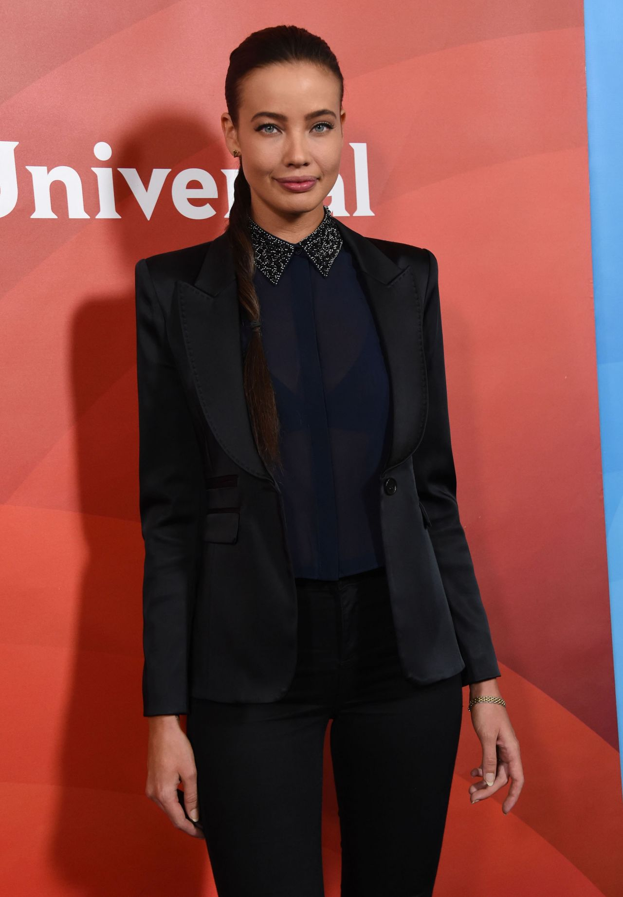 Stephanie Corneliussen Nbcuniversal Press Day 2016