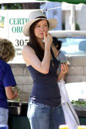 Summer Glau - Out in Studio City 8/14/2016