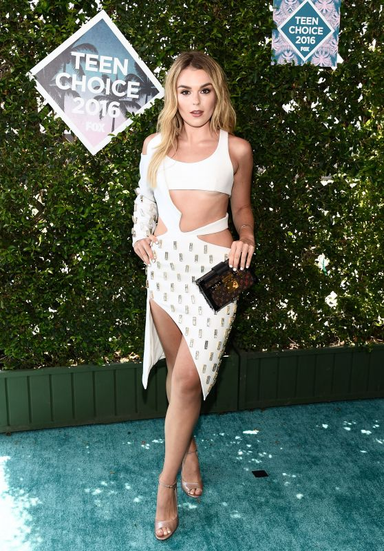 Tallia Storm – Teen Choice Awards 2016 in Inglewood, CA