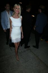 Tara Reid Night Out Style - Doheny Room in West Hollywood 8/3/2016