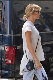 Taylor Swift in Spandex - Out in NYC 8/9/2016