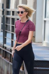 Taylor Swift - Leaving The Gym in Chelsea in New York City 8/24/2016