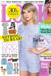 Taylor Swift - Look Magazine UK - August 8th, 2016