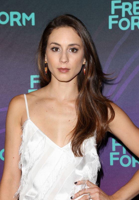Troian Bellisario – Disney ABC Television Group Hosts TCA Summer Press Tour 8/4/2016