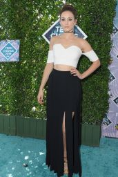Troian Bellisario – Teen Choice Awards 2016 in Inglewood, CA