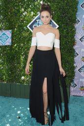 Troian Bellisario – Teen Choice Awards 2016 in Inglewood, CA