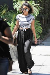 Vanessa Hudgens Street Outfit - Los Angeles, August 2016