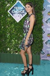 Victoria Justice – Teen Choice Awards 2016 in Inglewood, CA
