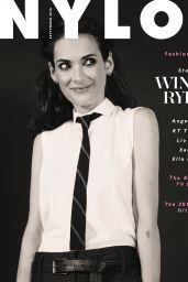 Winona Ryder - Nylon Magazine September 2016