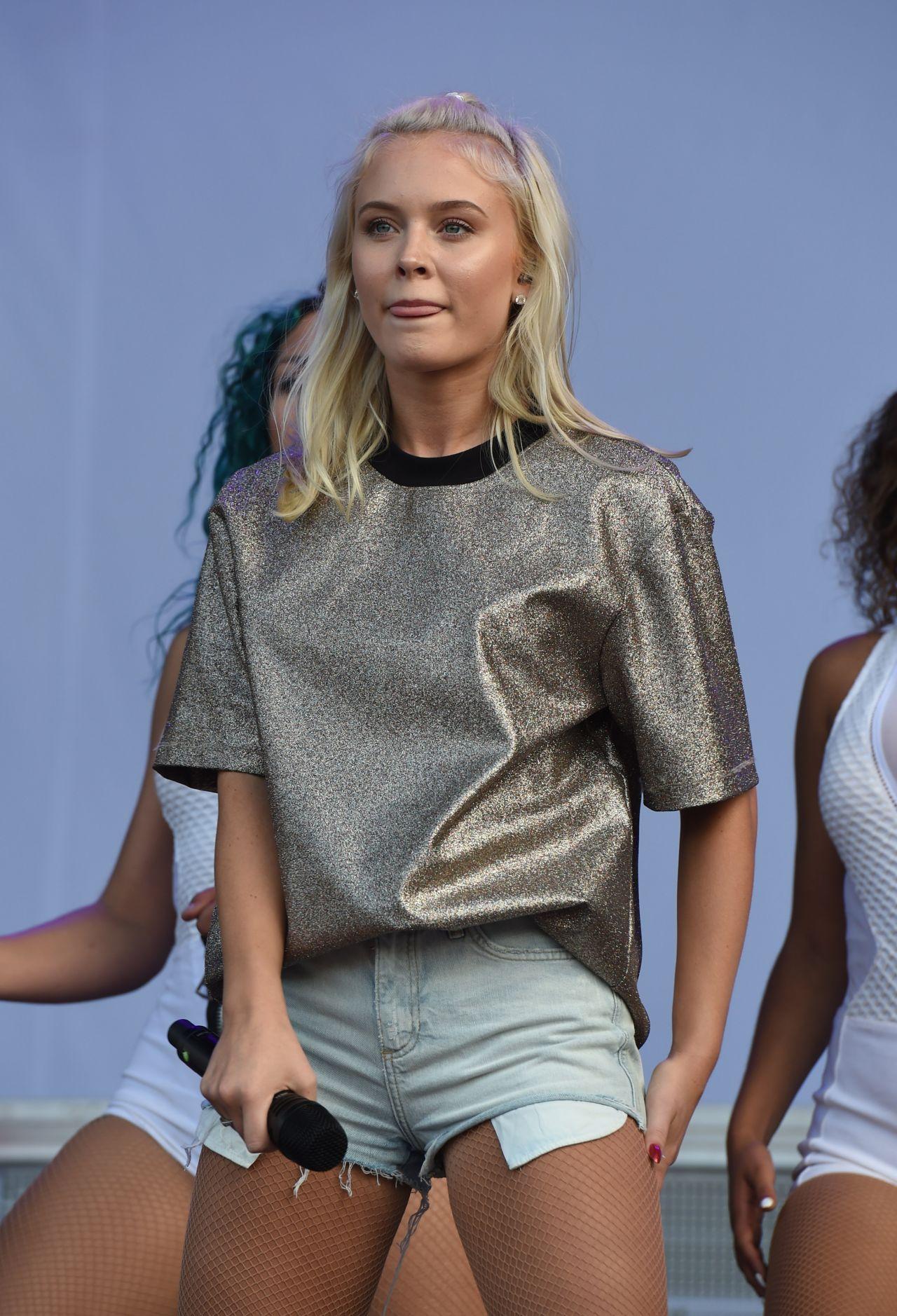 Zara Larsson 2014