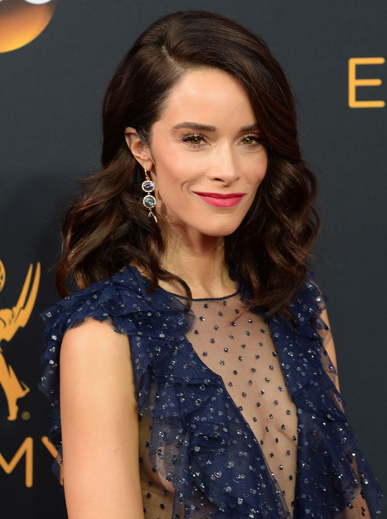 Abigail Spencer 68th Annual Emmy Awards In Los Angeles