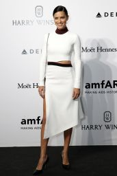 Adriana Lima - amfAR Milano Gala in Milan 9/24/ 2016