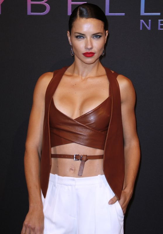 Adriana Lima - Maybelline New York NYFW Kick-Off Party 9/8/2016