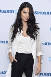 Adriana Lima - SiriusXM Studio Event in NYC 9/7/2016