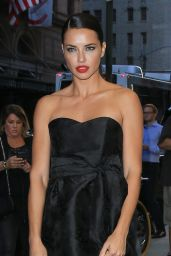 Adriana Lima - The Daily Front Row