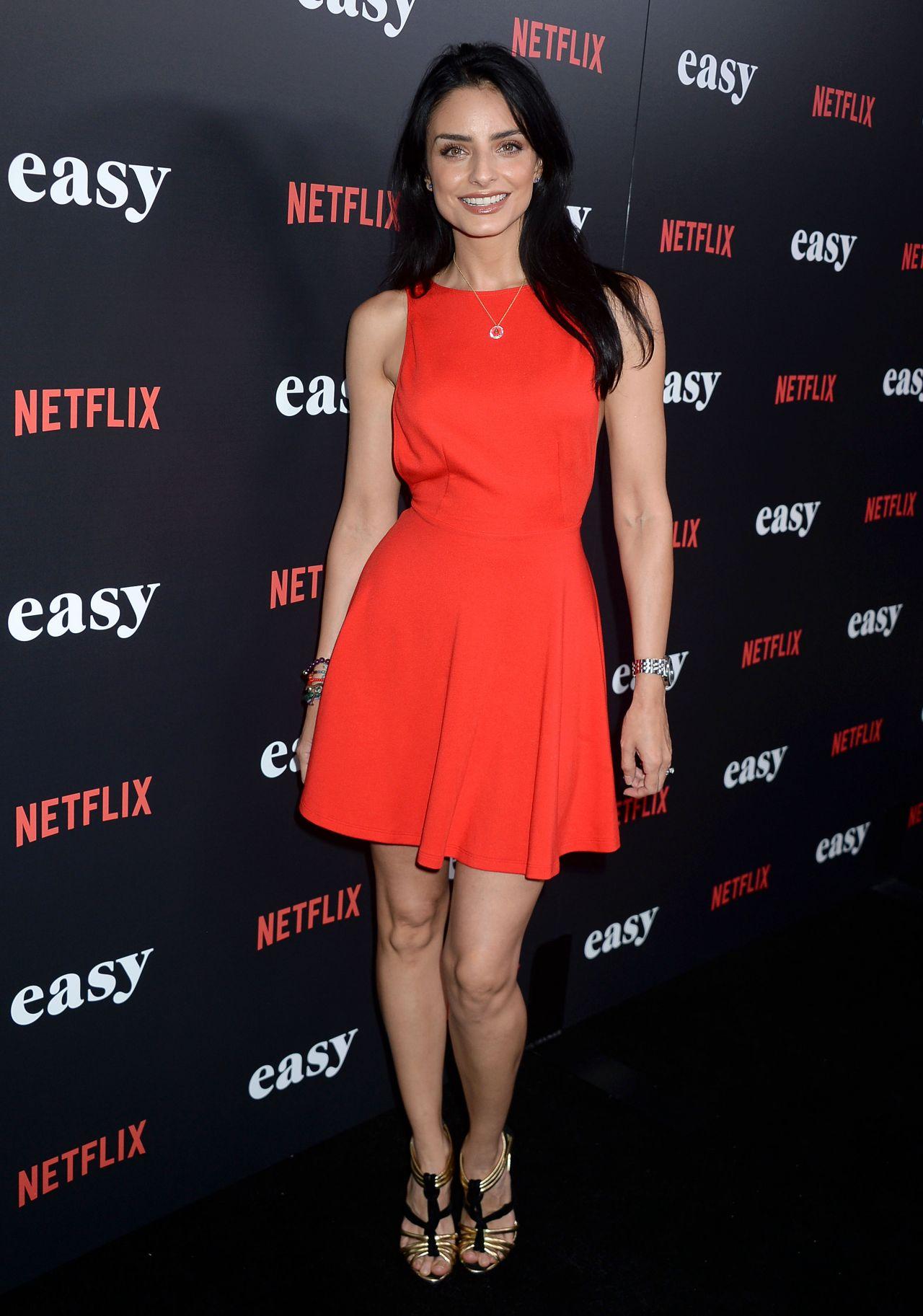Aislinn Derbez - Netflix's Easy Premiere in West Hollywood ...