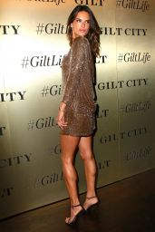 Alessandra Ambrosio - GiltLife Launch Party Event in New York City 9/27/2016