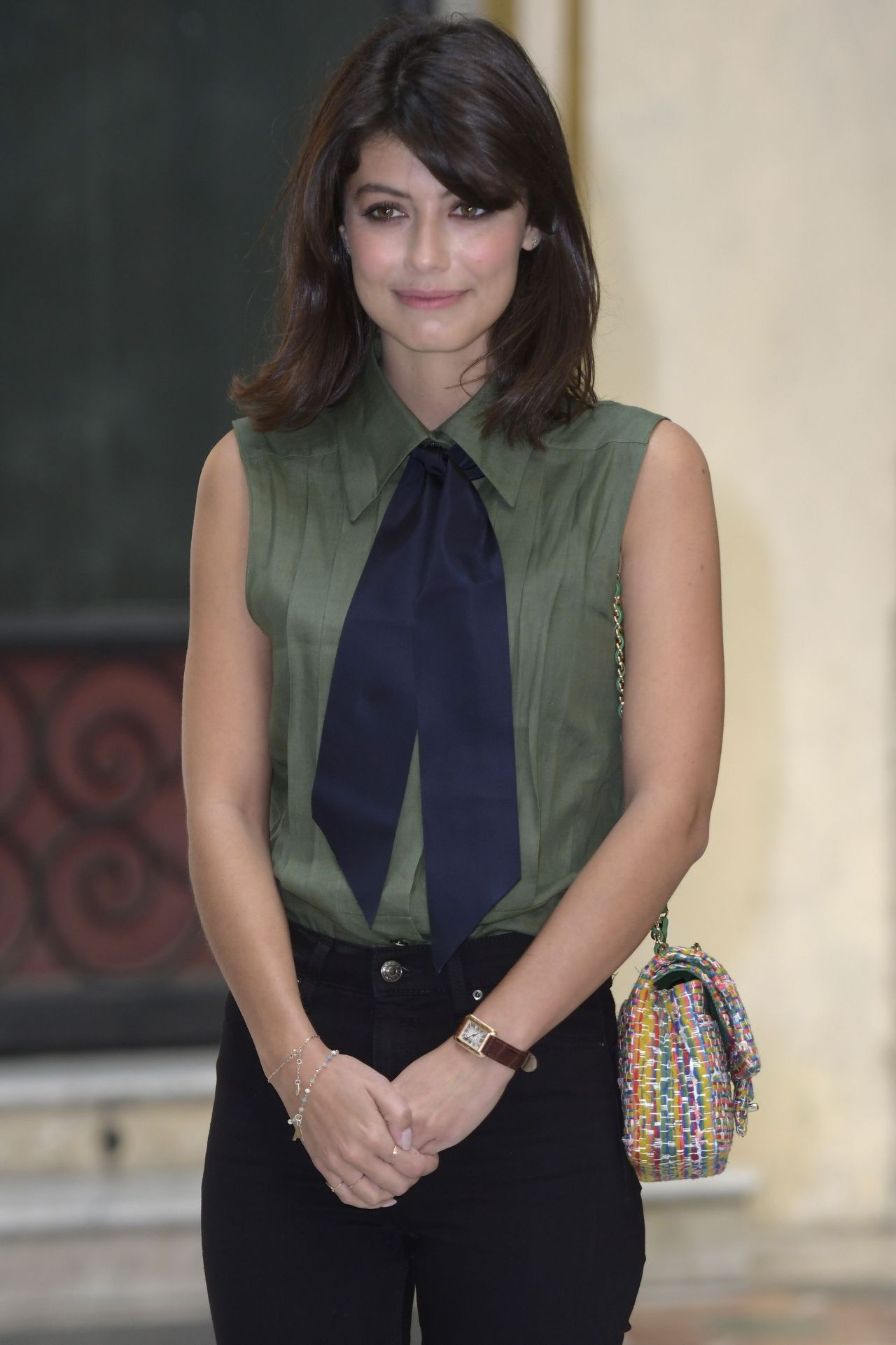 Alessandra Mastronardi L Allieva Photocall In Rome