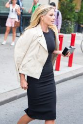 Ali Larter Style - Out in NY 9/6/2016
