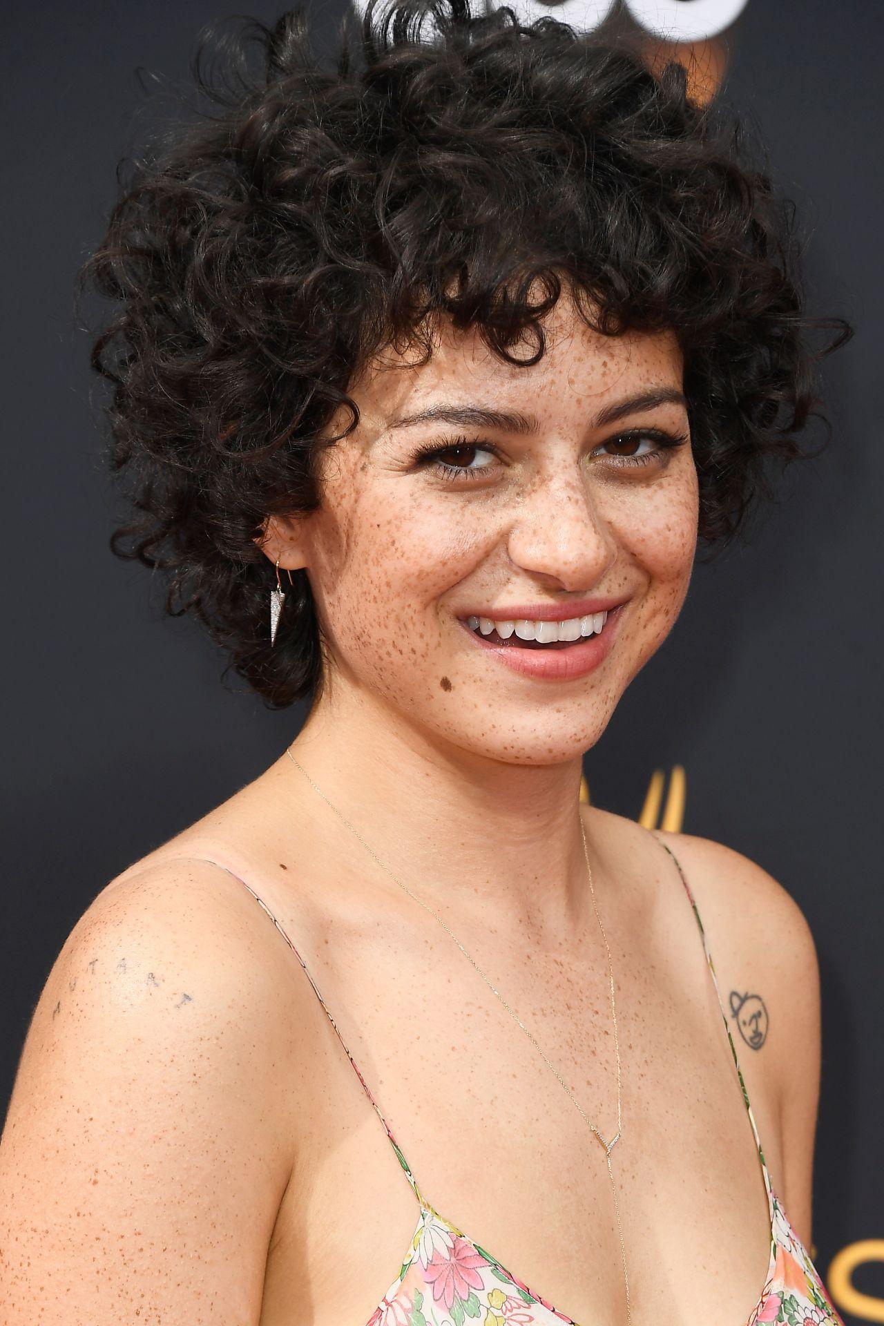 Alia Shawkat Primetime Emmy Awards In Los Angeles 09 18 2016