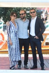 Alicia Vikander at the Hotel Excelsior in Venice 8/31/2016
