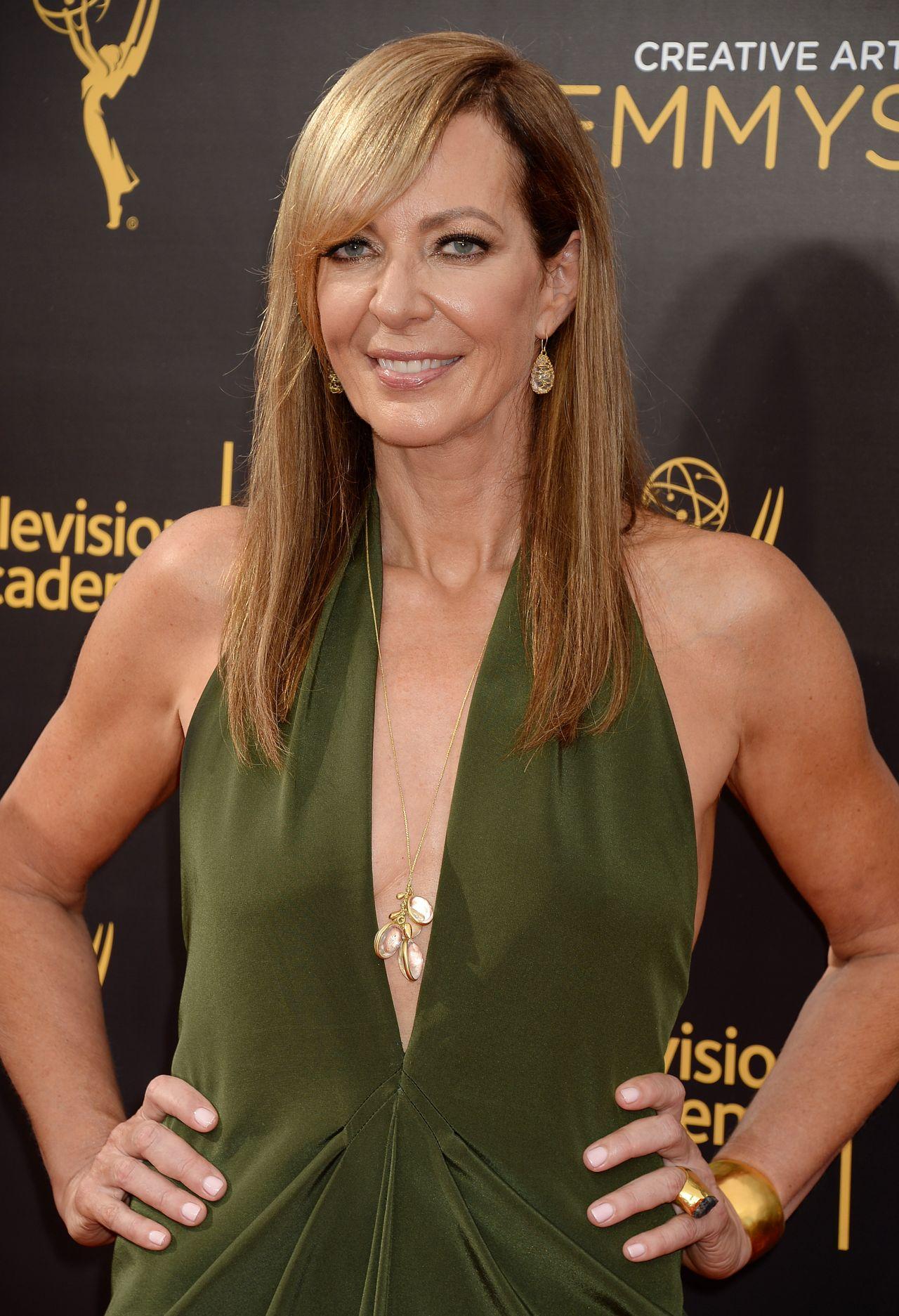 Allison Janney - Creative Arts Emmy's Awards in Los ...