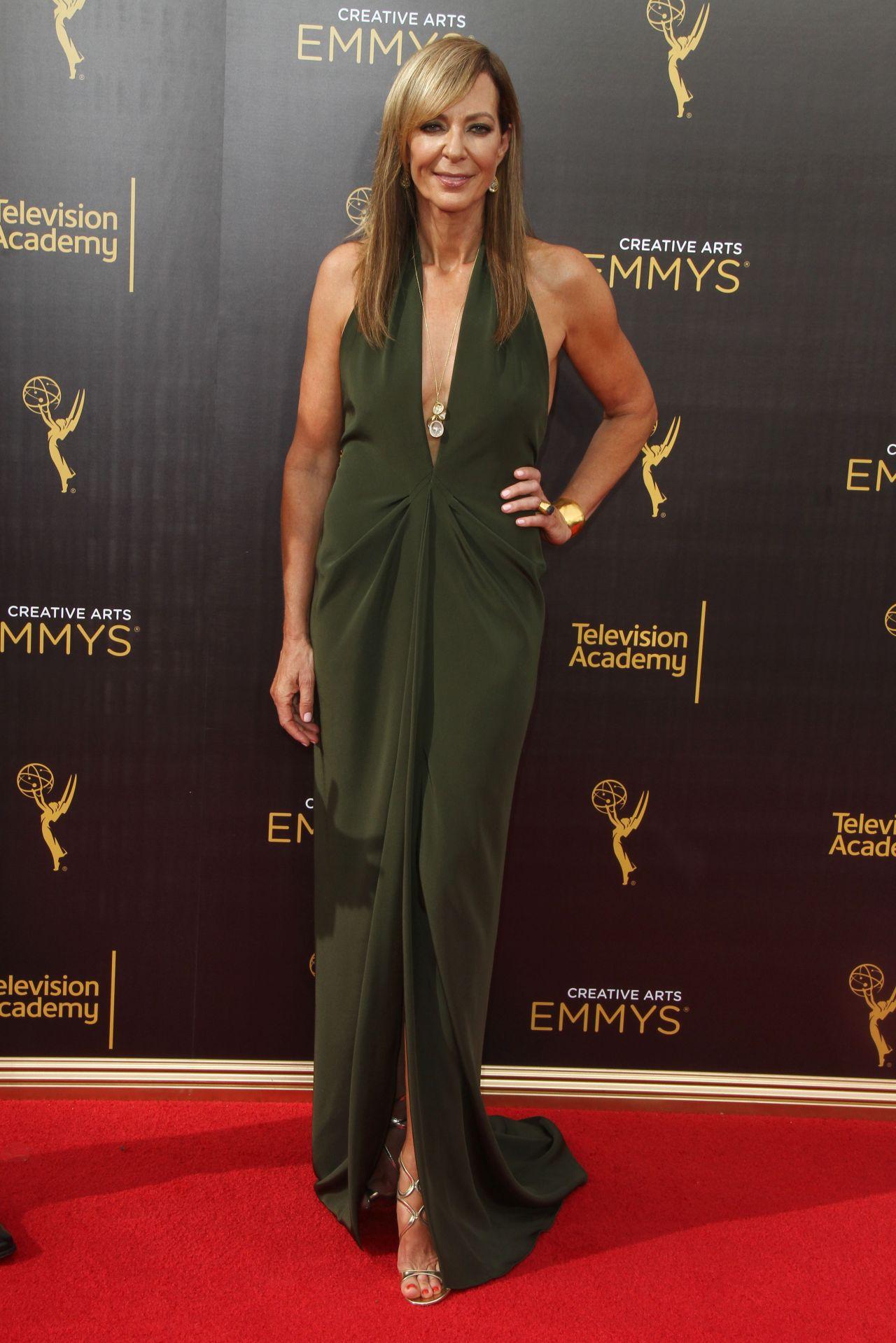 Allison Janney Creative Arts Emmy S Awards In Los