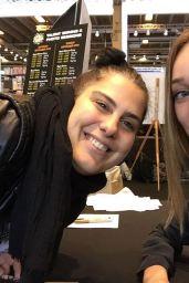 Alycia Debnam-Carey - Comic Con in Copenhagen  9/24/ 2016
